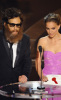 Ben Stiller with Natalie Portman on stage at the 81st Annual Academy Awards held at The Kodak Theatre on February 22nd 2009 in Hollywood California