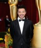 Dominic Cooper arrives on the red carpet of the 81st Annual Academy Awards on February 22nd 2009 1