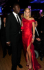 Heidi Klum and her husband Seal at the 81st Annual Academy Awards held at Kodak Theatre on February 22th 2009 in Los Angeles