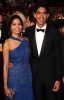 Dev Patel and Freida Pinto at the 81st Annual Academy Awards held at Kodak Theatre on February 22th 2009 in Los Angeles