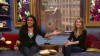 Rachael Ray with Emma Roberts on the Rachael Ray Show on the 15th of June 2007