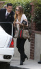 Lindsay Lohan out and about in LA yesterday March 13th 2009 stopping at Gelsons Market in Hollywood