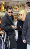 Reese Witherspoon seen with boyfriend Jake Gyllenhaal in Rome on Friday March 13th 2009 2
