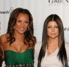 Fergie and Vanessa Williams attend March of Dimes 34th Annual Beauty Ball 2009