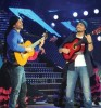 Mohamed Bash and Abdel Aziz at Star Academy Third Prime
