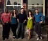 Randy Jackson, Kara DioGuardi, Simon Cowell, Paula Abdul and Ryan Seacrest