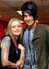 Adam Lambert and Megan Corkrey photo