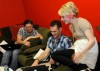 Daniel Gokey with Alexis Grace and Matt Giraud