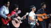 Nasser, Zaher, Mohamed Bash and Mohammad Serag at Star Academy Fifth Prime pictures and photogallery
