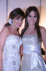 Najwa Karam and Jomana Bu Eid at the rotana TV talk show al fosool al arba3a