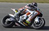 Randy de Puniet picture while motorcycle racing wallpaper