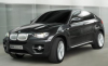 BMW X6 Series 2010 X6 Series 2010 bmw x6 front left