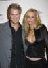 Cindy Margolis and Billy Jeffrey at 4040 Club Grand Opening Venue and Sports Bar and Lounge at the Palazzo Hotel and Casino in Las Vegas on December 30th 2007
