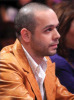 Michel Fadel the teacher of music at the Sixth Prime of LBC Star Academy season six on March 27th 2009