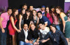 Photo of all the Students of the LBC Star Academy season six on March 27th 2009