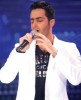 Saed Ramadan picture singing live at the Sixth Prime of LBC Star Academy season six on March 27th 2009