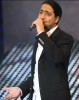 Abdul Aziz from Saudi Arabia picture singing live at the Sixth Prime of LBC Star Academy season six on March 27th 2009