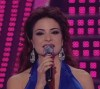 seventh prime of lbc star academy 2009 season 6 on April 3rd 2009 hilda khalife
