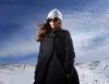 new pictures of the students in star academy season 6 skiing photo shoots on March 2009 Lara
