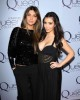 Kim Kardashian and Brittny Gastineau arrives at the Birthday Party of Queen Latifah on March 28th 2009 6