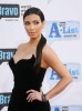 Kim Kardashian arrives at Bravos 2nd Annual A List Awards on the 5th of April 2009 1