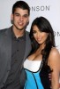 Kim Kardashian attends the I Heart Ronson Launch Party on the 3rd of April 2009 5