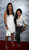 lisa raye with lil kim at Queen Latifah's birthday party pictures at SIR Studios on March 28th 2009 in Hollywood California