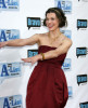 Milla Jovovich arrives at the Bravo's 2nd Annual A-List Awards on on the April 5th, 2009