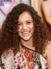 Madison Pettis arrives at the Walt Disney Picture's premiere of Hannah Montana: The Movie