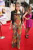 Debbie Ryan arrives at the premiere of Walt Disney Picture's  Hannah Montana: The Movie