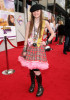 Madeline Carroll arrives at the premiere of Walt Disney Picture's  Hannah Montana: The Movie