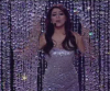Diala Odeh in a romantic tableau at the 8th prime of star academy season 6