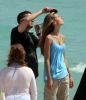 Alessandra Ambrosio photo session candids in Miami  Florida on March 31st 2009 2
