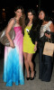 Kim Kardashian and Brittny Gastineau spotted at Cipriani in Soho in New York City on the night of April 9th 2009 6
