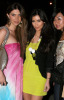 Kim Kardashian and Brittny Gastineau spotted at Cipriani in Soho in New York City on the night of April 9th 2009 4