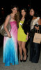 Kim Kardashian and Brittny Gastineau spotted at Cipriani in Soho in New York City on the night of April 9th 2009 5