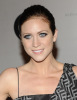Brittany Snow attends McQ Alexander McQueen Launch Party on March 21st 2009 2