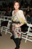 Brittany Snow at the Mercedes Benz Fashion Week Fall 2009 show by Erin Fetherston on February 15th 2009 7