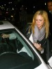 Brittany Snow spotted leaving Katsuya Restaurant on March 26th 2009 4