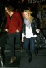 Brittany Snow spotted leaving Katsuya Restaurant on March 26th 2009 3