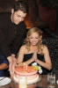 Brittany Snow celebrates Her Birthday At TAO in Las Vegas on March 7th 2009 5