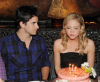 Brittany Snow celebrates Her Birthday At TAO in Las Vegas on March 7th 2009 6