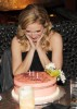 Brittany Snow celebrates Her Birthday At TAO in Las Vegas on March 7th 2009 11