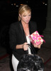 Brittany Snow spotted leaving Beso Restuarant on March 28th 2009 2