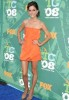 Jessica Stroup attends The 2008 Teen Choice Awards on August 3rd 2008 2