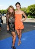 Jessica Stroup and Shenae Grimes at The 2008 Teen Choice Awards on August 3rd 2008 1