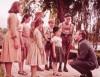 Kym Karath stills pictures from the 1965 movie Sound of Music 2