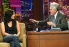 Courteney Cox on The Tonight Show With Jay Leno at the NBC Studios in Burbank California on October 16th 2003 5