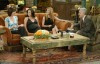 Courteney Cox with Lisa Kudrow and Jennifer Aniston at the Jay Leno Show on May 6th 2004