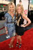 Aly Michalka and AJ Michalka arrive at the movie premiere of 17 Again on April 14, 2009